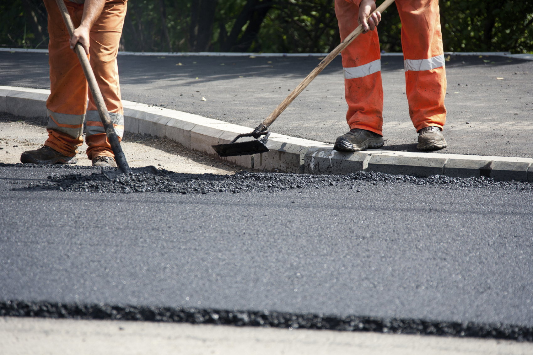 Asphalt Paving and Patching
