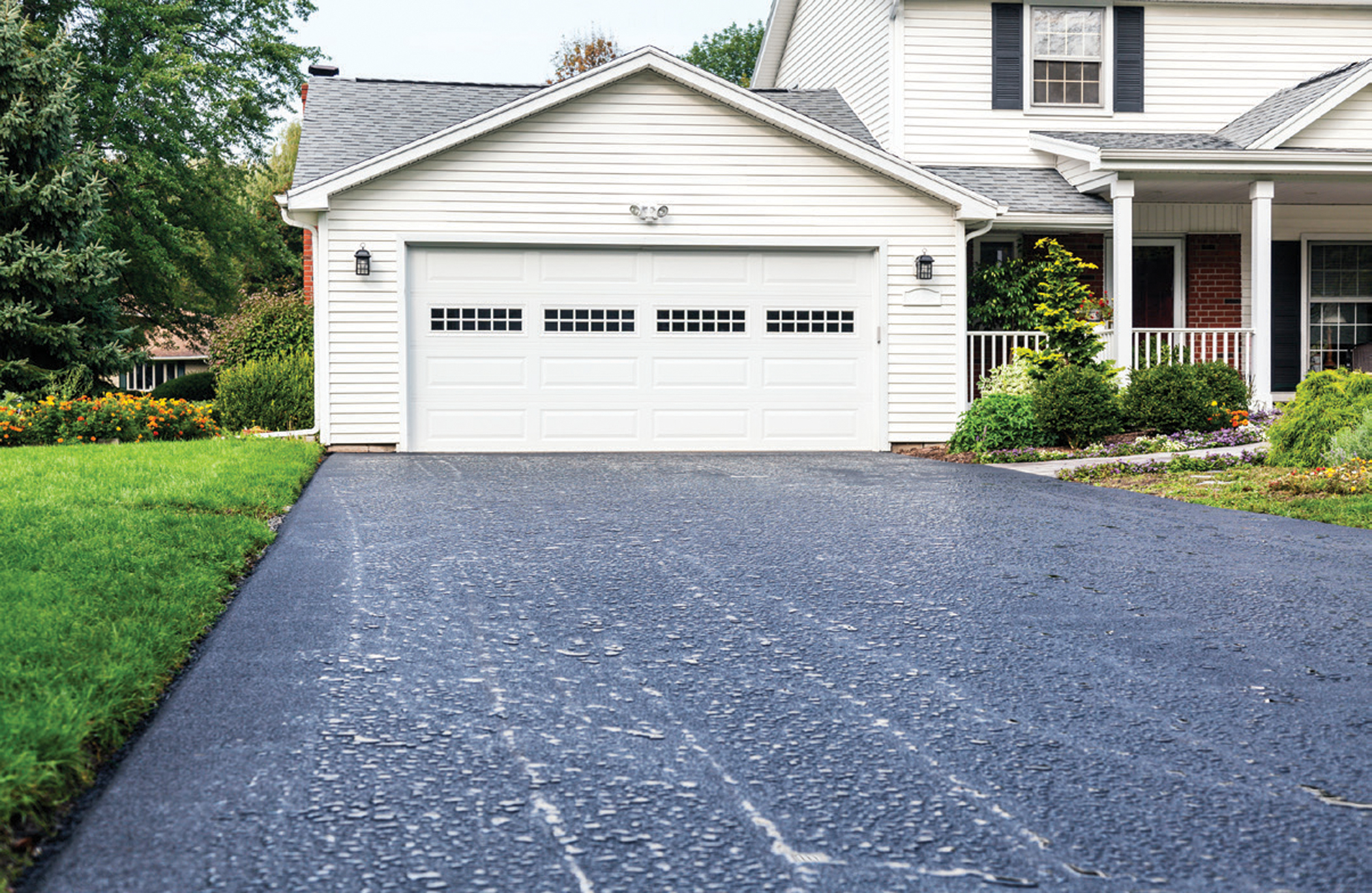 Winter Preparation Tips for Your Driveway from GPS Sealcoating & Paving Company in Lakemoor, IL